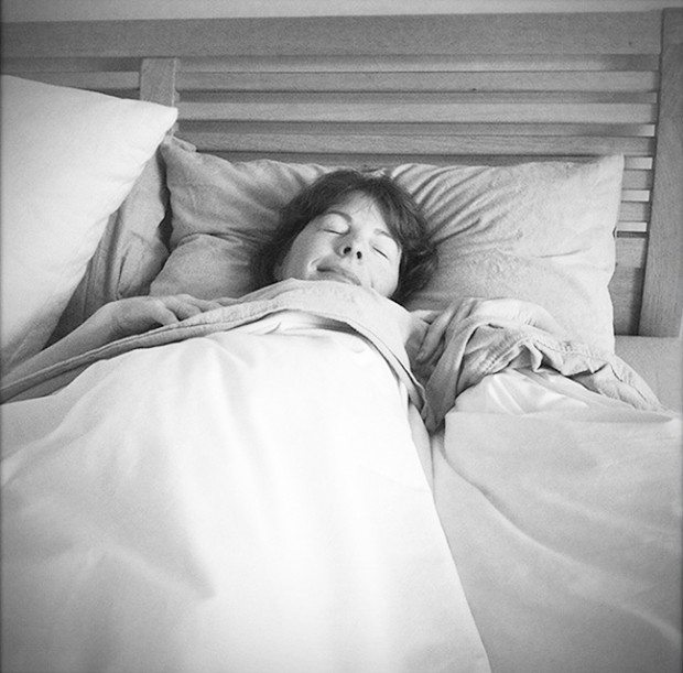 Everyday Livingness - Sleep - the warmth and truth of my body