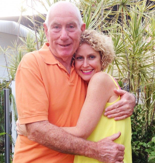 From Hardness to Heartfelt – Hugs with My Dad