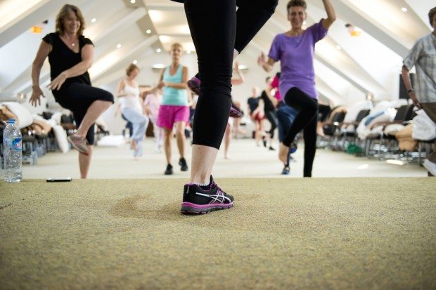 My Exercise Routine: Inspired to Develop a True Exercise Rhythm
