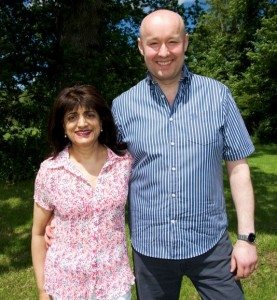 Tim Bowyer (Age 51) & Bina Pattel - 7 Years after Universal Medicine
